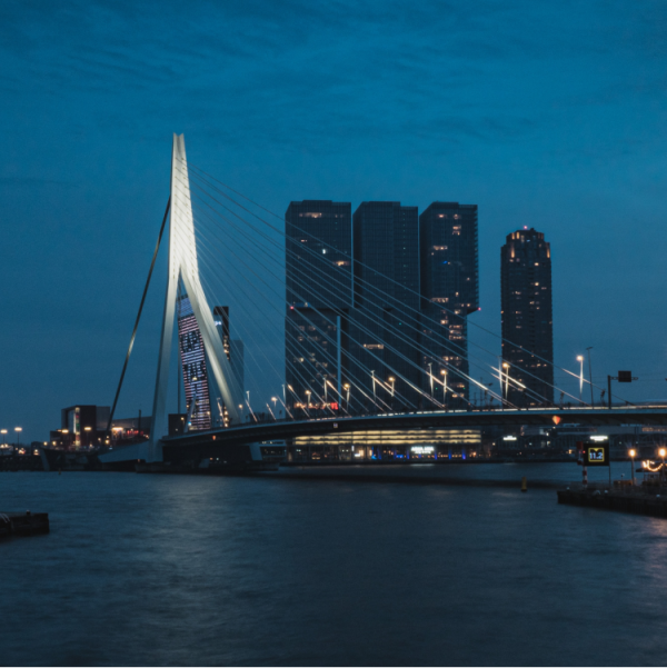 Rotterdam, city of innovation and progress